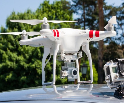 无人机通过智能调节系统可以消除外界干扰?