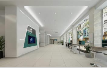 营业厅综合信息系统PoE供电、组网改造方案