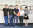 热烈欢迎深圳市巨龙创视科技有限公司荣任深安协副会长单位