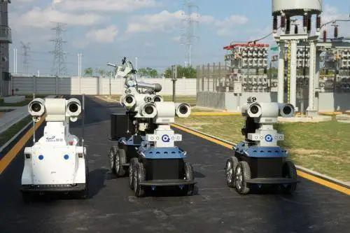 掘金电力巡检机器人市场,华北工控推出高品质机器人产品方案