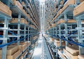 走进智慧物流 华北工控可提供物流智能仓储系统产品方案
