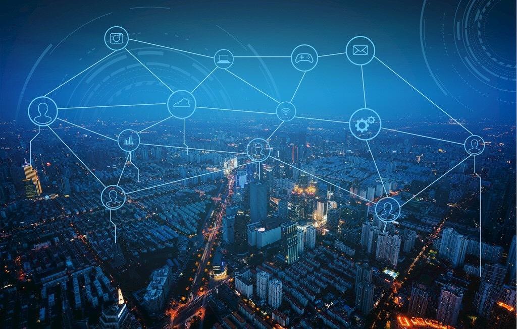 中国系统为数字中国以及现代数字城市建设贡献力量