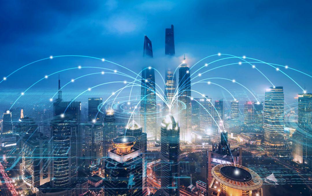 数字孪生应用助力智慧城市建设