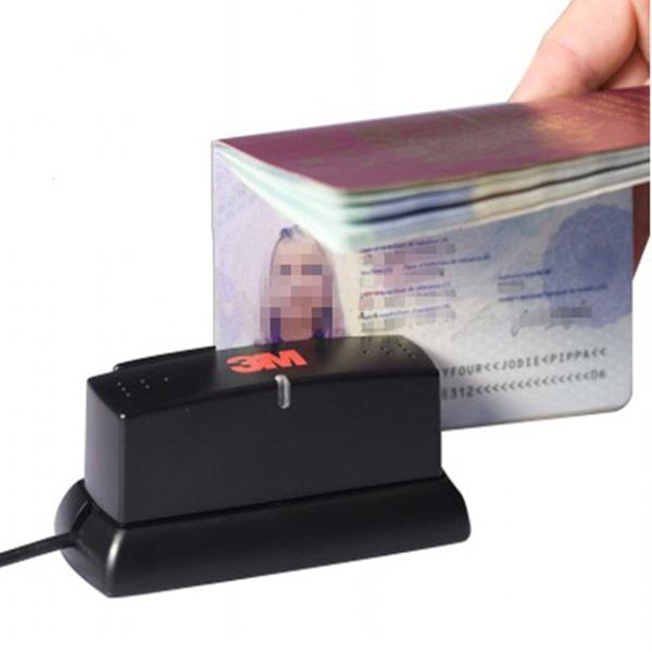 3MCR100护照刷卡机 MRZ机读码读取机