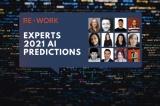 科技 12 位专家谈 2021 年人工智能的发展趋势