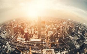"""洞察2021年,智慧cheng市发展xindong能将是""""智能体"""",为何?"""