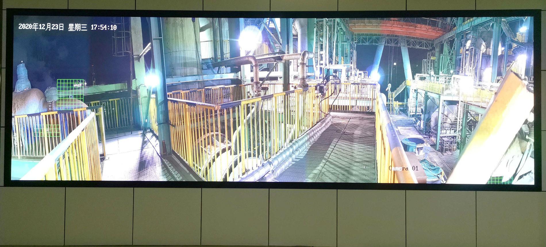 DLBP整屏无缝全数字激光超高清大屏