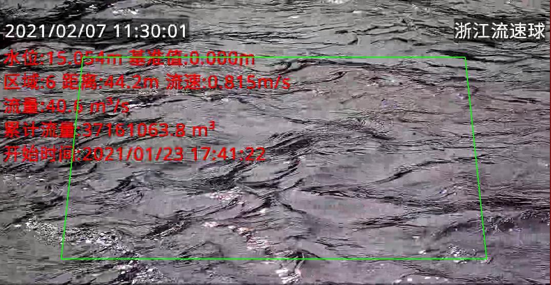 评测:天地伟业视频测流技术