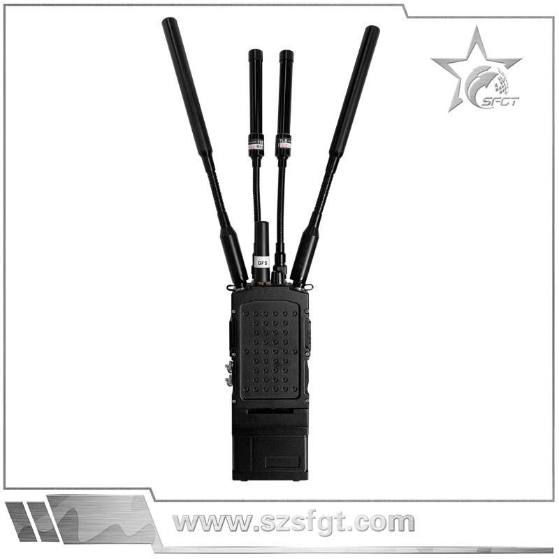 手持型宽带无线自组网设备