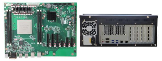 加速国产化应用——基于飞腾芯片组,华北工控推出多款高品质计算机