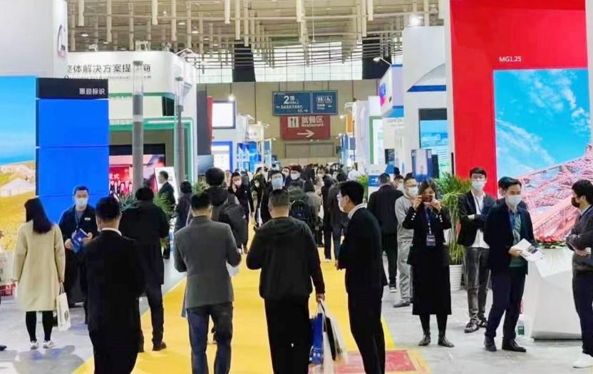 2021(第20届)南京安博会圆满闭幕!明年4月再会!