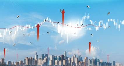 """2021企业业绩迎来""""高光""""时刻!三大市场风口""""强吸金"""""""