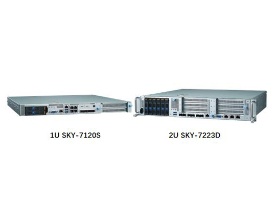研华推出基于OTII标准5G BBU边缘服务器产品