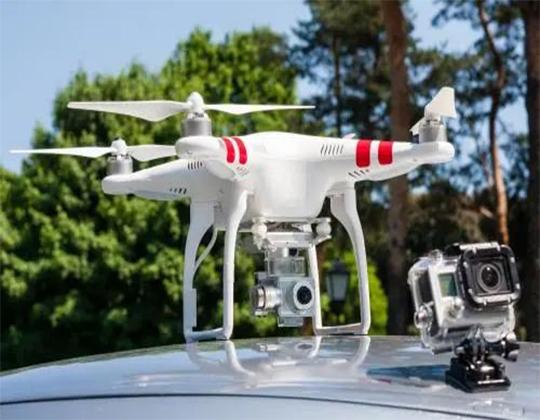 科技推动执法现代化,华北工控专业护航警用无人机应用落地