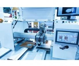 触摸屏高效检测,华北工控可提供机器视觉系统专用嵌入式计算机