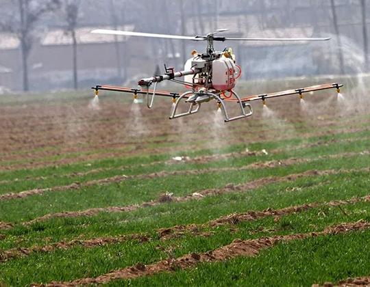 发展数字农业 | 华北工控推出农业无人机专用计算机板卡方案
