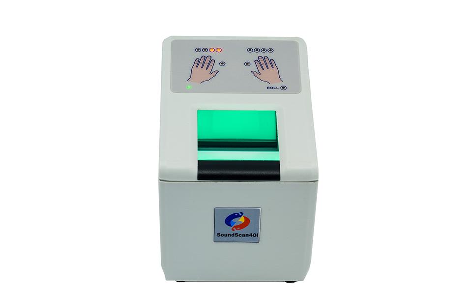 尚德掌纹采集仪40指纹生物识别