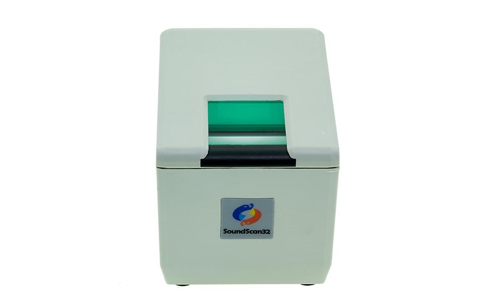 fingerprint scanner单指平面指纹,滚动指纹采集仪SoundScan32
