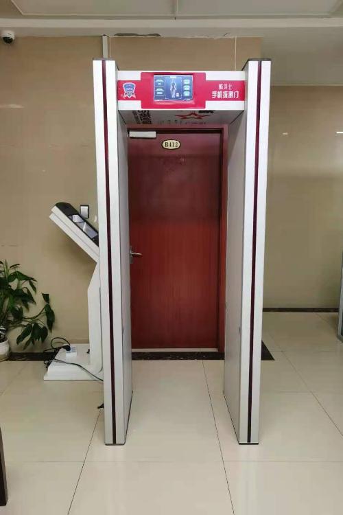 手机探测门在生产车间的使用